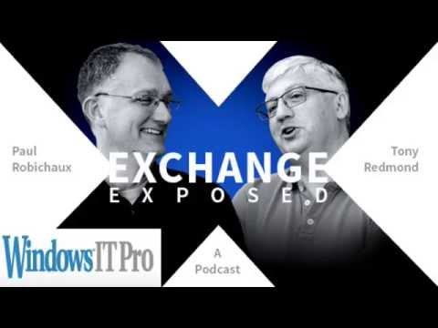 Exchange Exposed #4: Exchange 2016 and the future of on-premises IT