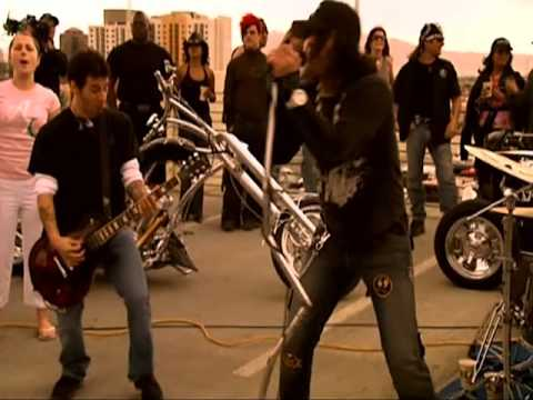 Criss Angel Mindfreak MF2 Music Video