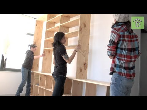 Diy Shelving Unit With Allison Oropallo No Man S Land