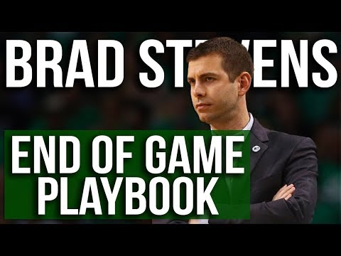 Brad Stevens End of Game Playbook Boston Celtics