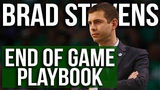 Brad Stevens End of Game Playbook Boston Celtics