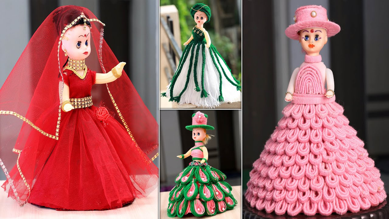 Best 6 Doll Decoration Ideas | DIY Room Decor & Projects