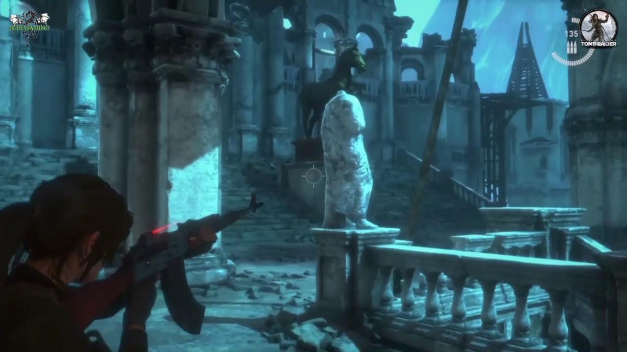 Rise Of The Tomb Raider Alle Herausforderungen