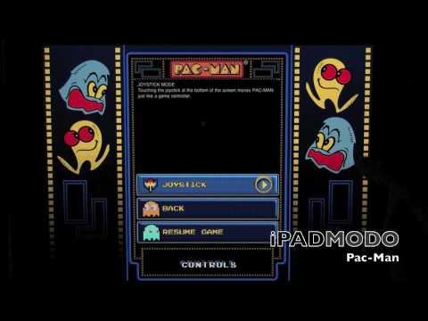 Pac-Man On Apple IPad