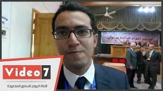 أمين اللجنة الثقافية لاتحاد طلاب مصر: سنعمل على تحقيق مصالح الطلاب