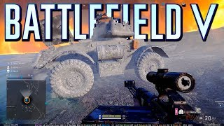 Battlefield 5: Don't Play With Your Food! (PS4 PRO Multiplayer Gameplay)