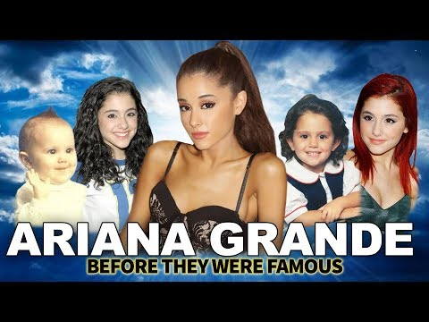 Ariana Grande | Before They Were Famous | Epic Biography from 0 to now