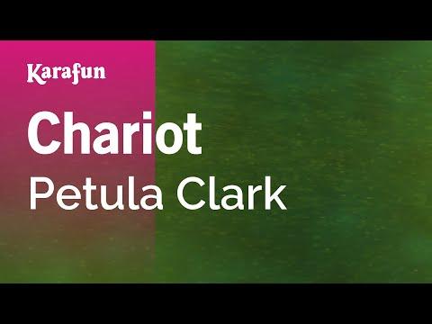 Karaoke Chariot - Petula Clark *