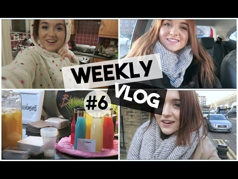 Weekly Vlog #6: Blogger Event & Millies Cookies Making!!