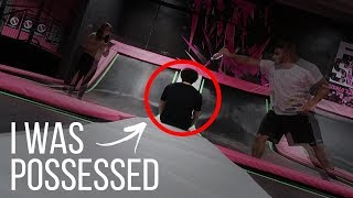 I GOT RESCUED!! ZOZO POSSESSED ME AGAIN...