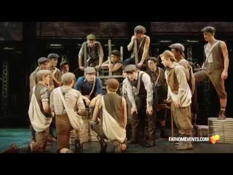 Disney's Newsies Trailer
