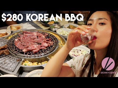 Thumbnail: $280 Korean BBQ, How to Eat Properly?!