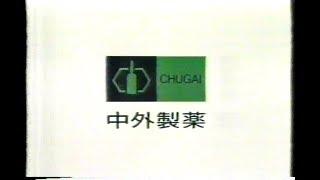 1979-1989 中外製薬CM集