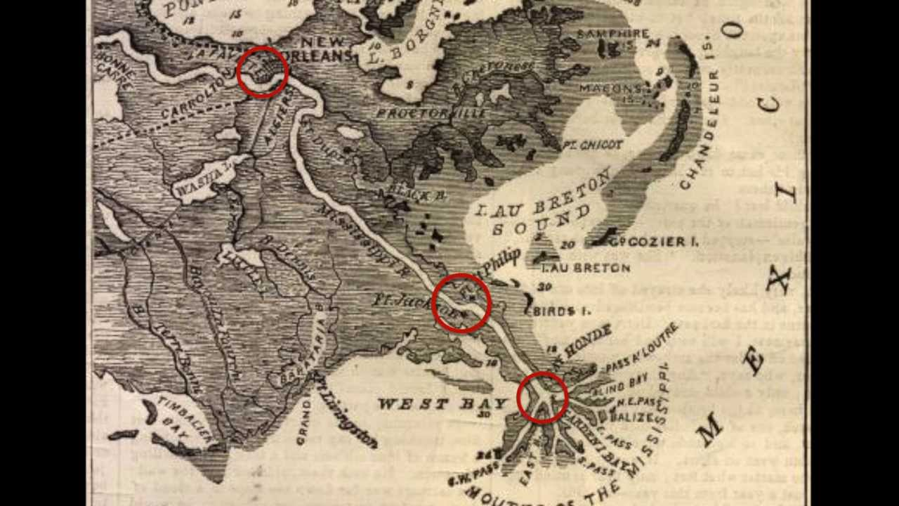The Battle of Mobile Bay Commemoration - Director's Notes No. 17 New on battle of games, west florida maps, battle of social media, american revolutionary war maps, valley forge maps,