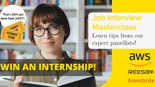 AMAZON+Reesby: Job and Interview Tips!