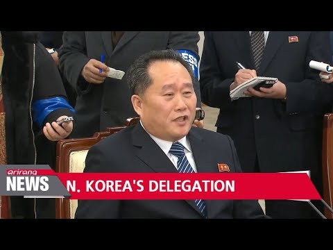N. Korea to send high-level delegation to closing ceremony of PyeongChang Olympics