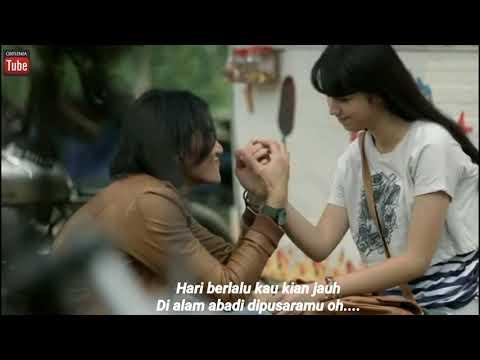Pergi Selamanya-Kamikaze with lyrics