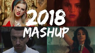 Pop Songs World 2018 - Mashup of 50+ Pop Songs