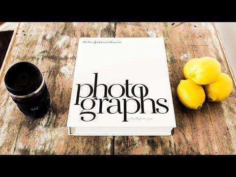 Livro PHOTOGRAPHS // New York Times Magazine