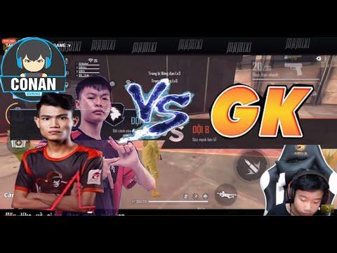[MAMIXI] GK Đại Chiến Game Thủ Chuyên Nghiệp Với Thành Viên Mới - Garena FreeFire