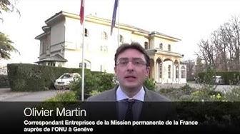 Diplomatie économique: mobilisation auprès des organisations internationales basées à Genève