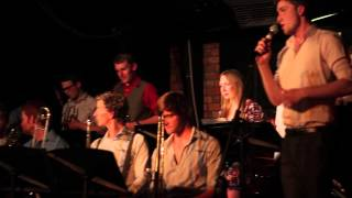 Me and My Shadow - Manchester University Big Band (2013)