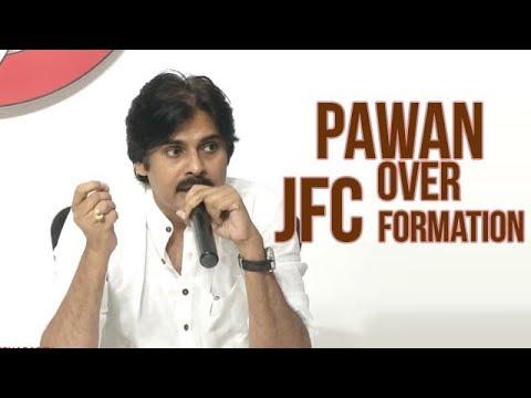 Pawan Kalyan LIVE, Meets Undavalli Arun Kumar Over JFC Formation | ABN LIVE