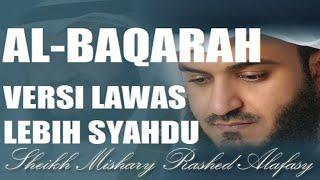 Download Surat Al Baqarah Mishari Rashid Alafasy Versi Lawas (old version) LEBIH TENANG | مشاري راشد العفاسي