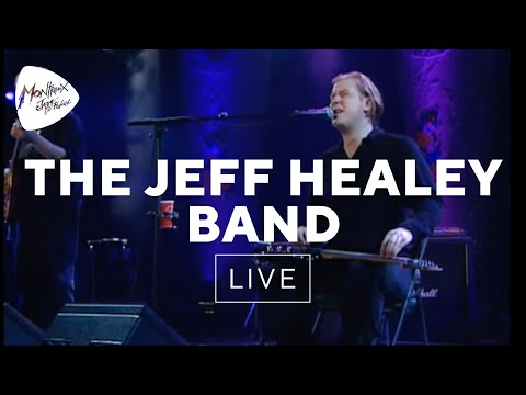 The Jeff Healey Band - Angel Eyes (Live At...