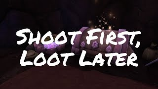 Shoot First, Loot Later 2/3 - Antoran Wastes - Argus Treasure Chest Guide (World of Warcraft)