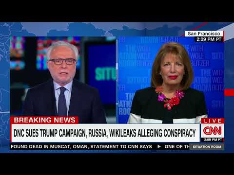 """Dem Rep. Speier On DNC Lawsuit: """"Ill-Conceived,"""" """"Not Supportive Of It"""""""