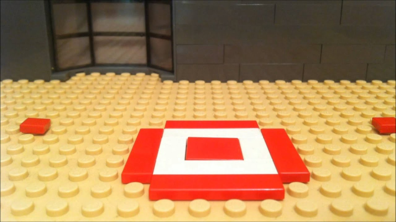 Lego Teppich How To Make A Lego Rug In Stop Motion: Lego Moc