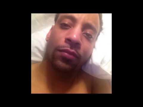 J Holiday says F HOUMA LOUISIANA! Singer #jholiday calls them fake thugs, lame ninjas etc