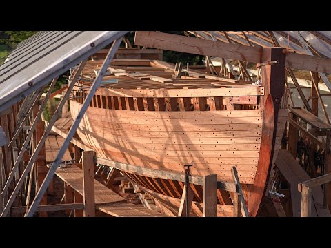 Can the County shut down TALLY HO?! / Sheer Planks (Rebuilding Tally Ho / EP92) - Sampson Boat Co