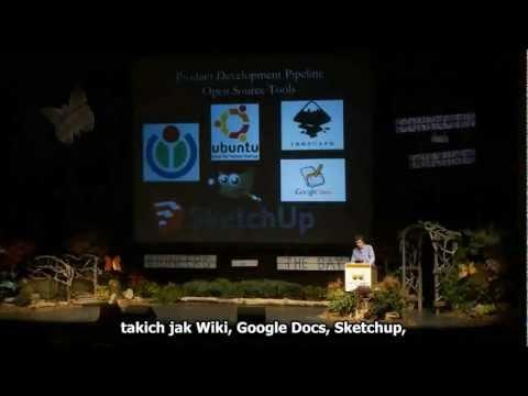 Ekonomia Open Source - dr Marcin Jakubowski