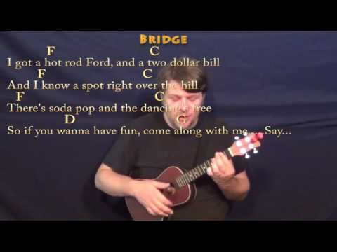 Hey Good Lookin' (Hank Williams) Ukulele Cover Lesson in C with Chords/Lyrics