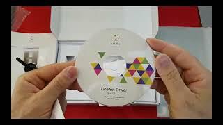 XP Pen Star03 Tableta gráfica que no requiere batería, Estupenda tableta grafica relación calidad pr