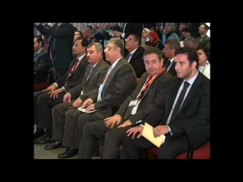 The opening session with MR. Mostafa Sakr #Egypt_Automotive 2015