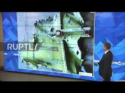 LIVE: Russian arms company Almaz-Antey gives presser after JIT findings on MH17
