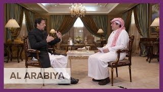 Pakistani PM Imran Khan's sit-down interview with Al Arabiya