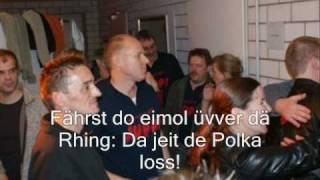 Decke Trumm - Mitsingvideo - Da Jeit De Polka Loss - Kölsche Musik Zum Mitsingen