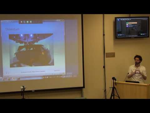 Dr Behrang Keshavarz: Motion Sickness in Simulators - Causes & Countermeasures