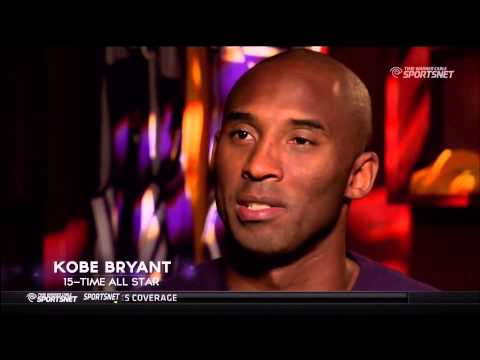 Connected With Kobe Bryant (Oct 30, 2013)