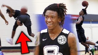 CJ Walker and Niven Glover HAVE THE MOST BOUNCE IN HS!! Dunk Everything in Championship!