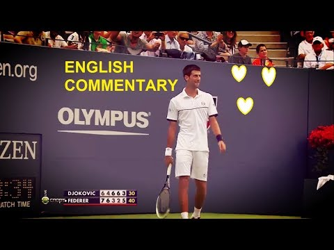 33 -   [eng] - Djokovic vs Federer - SF US Open 2011