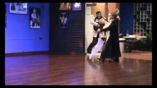 Ballroom Dancing -Modern Demo (2) (Waltz, Foxtrot & Quickstep)