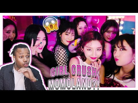 They Switched It Up?  Reacting To MOMOLAND - I&39;m So Hot