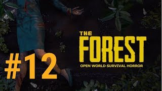 [Episode 12] The Forest PS4 [Building a Working Dock]
