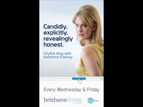 Brisbane Times - CityKat Blog with Katherine Feeney