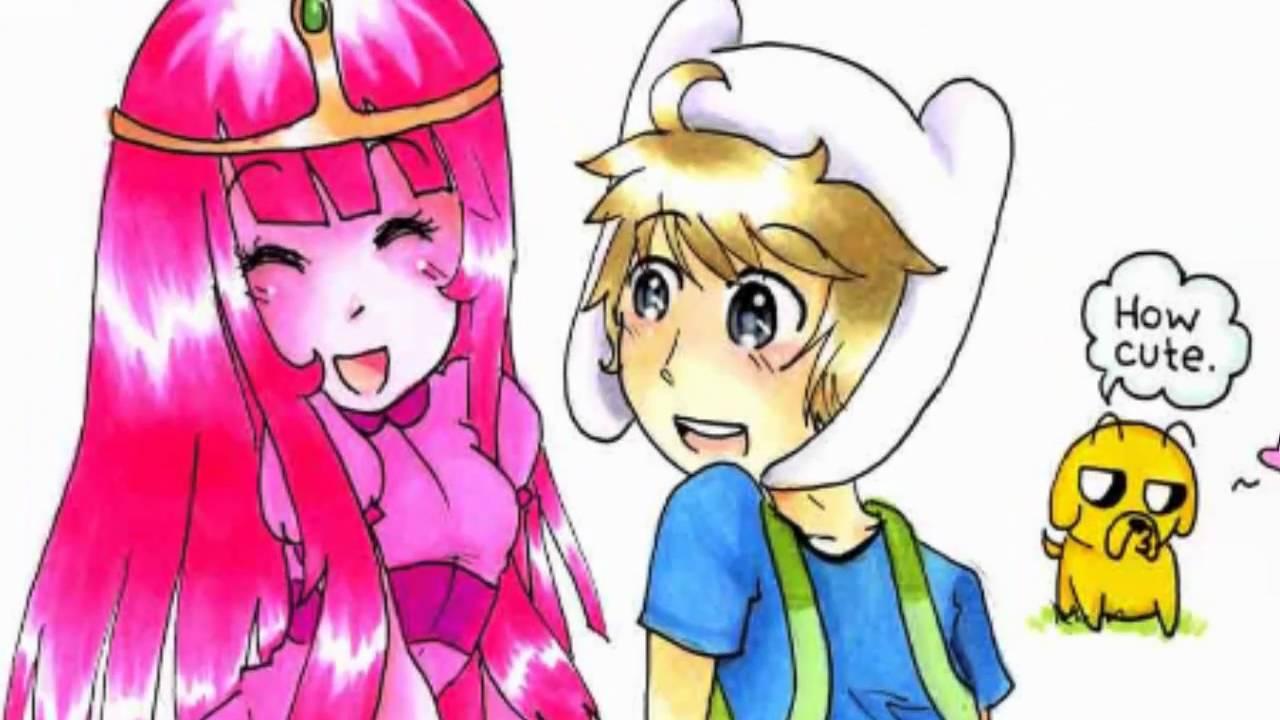 princess bubblegum x finn